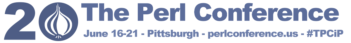 The Perl Conference in Pittsburgh Banner