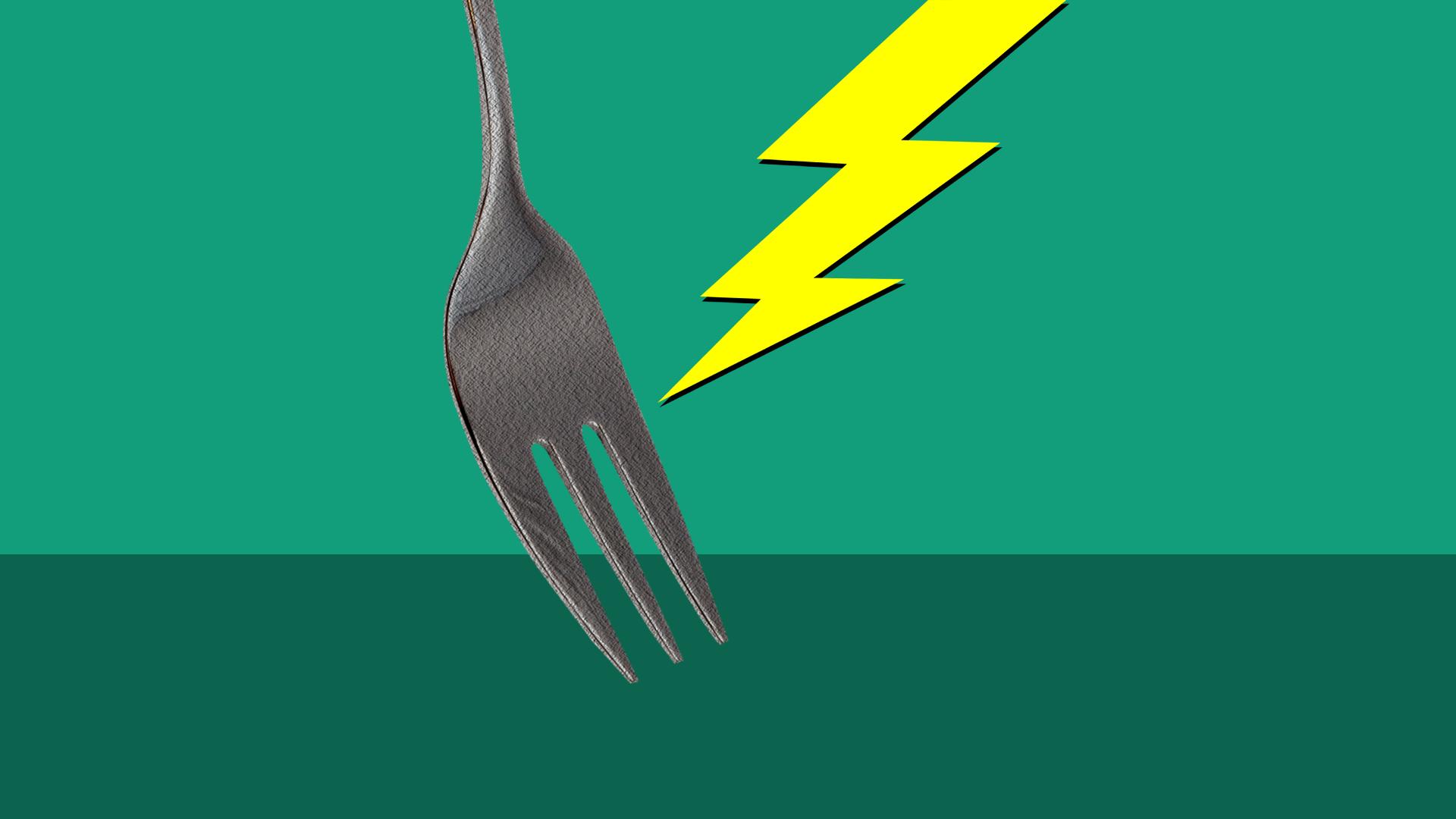 Fork yeah!